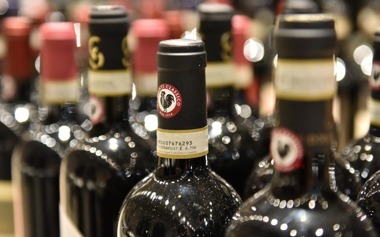 Chianti Classico wijnen