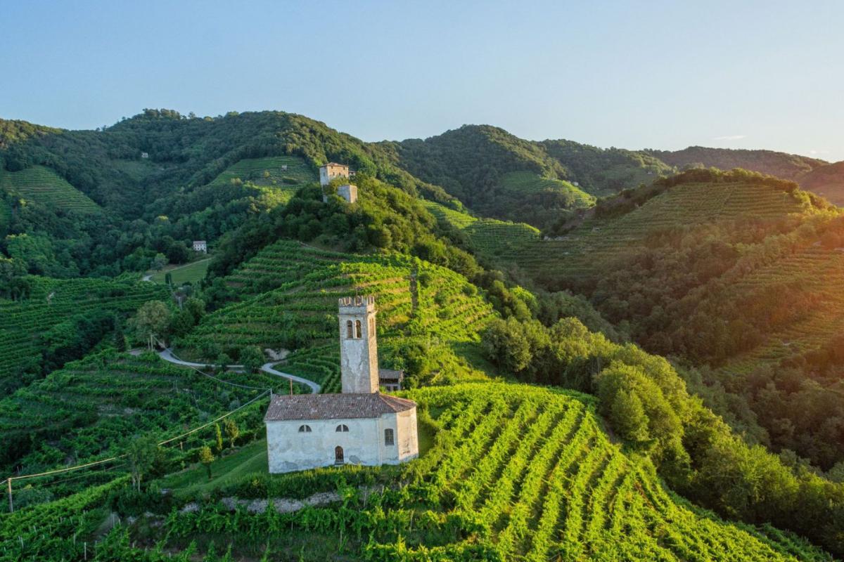 de betoverend mooie Prosecco wijnroutes