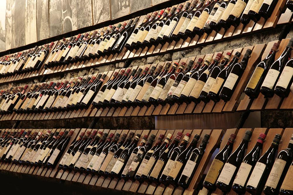 Italiaanse DOCG wijn