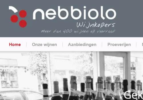 Nebbiolo Wijnkopers